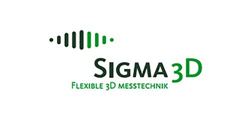 sigma3D GmbH Logo