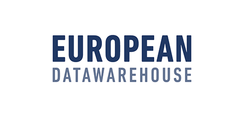 European Datawarehouse Logo Referenz CAS genesisWorld