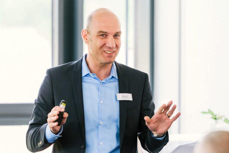 Marcus Bär, CAS Software AG