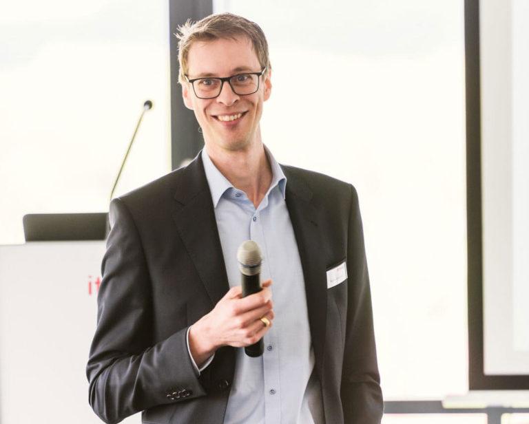 Rainer Schramm, Leiter Beratung CRM bei itdesign