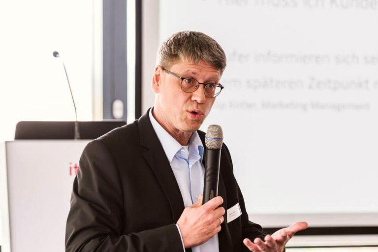 Stefan Rottmann, SC-Networks GmbH