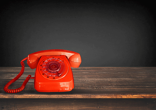 Auch der Kontakt per Telefon trägt zur Kundenbindung bei