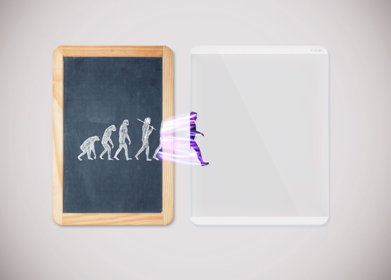 Sieben Punkte, wie die Digitalisierung unser (Arbeits-) Leben verändert hat
