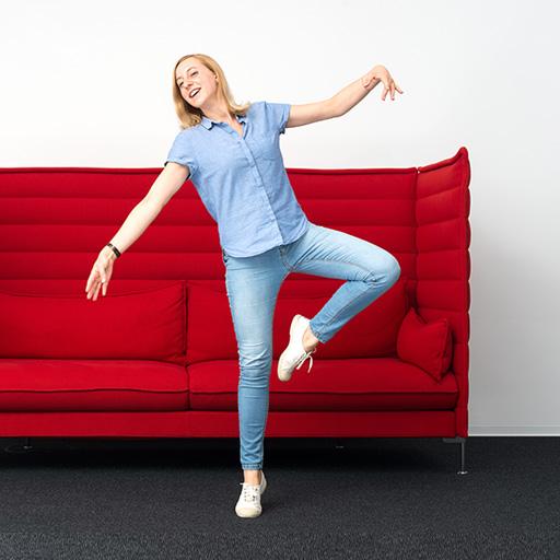 Marie Guillet-Özdemir, itdesign GmbH