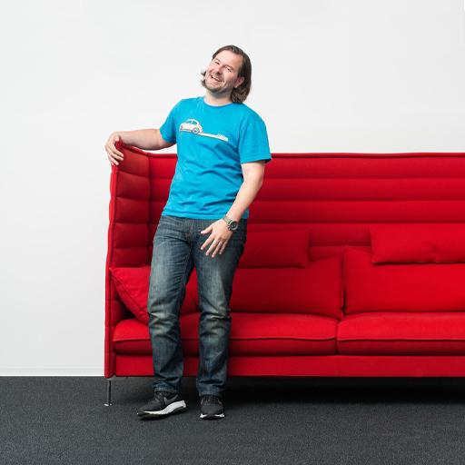 Michael Hönes, itdesign GmbH